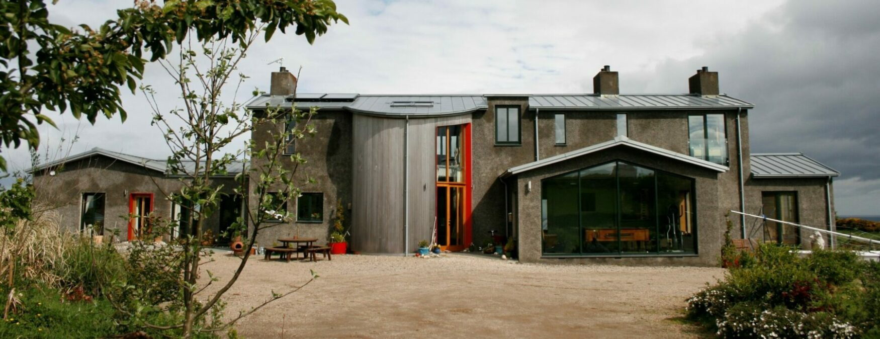Sustainable self build home