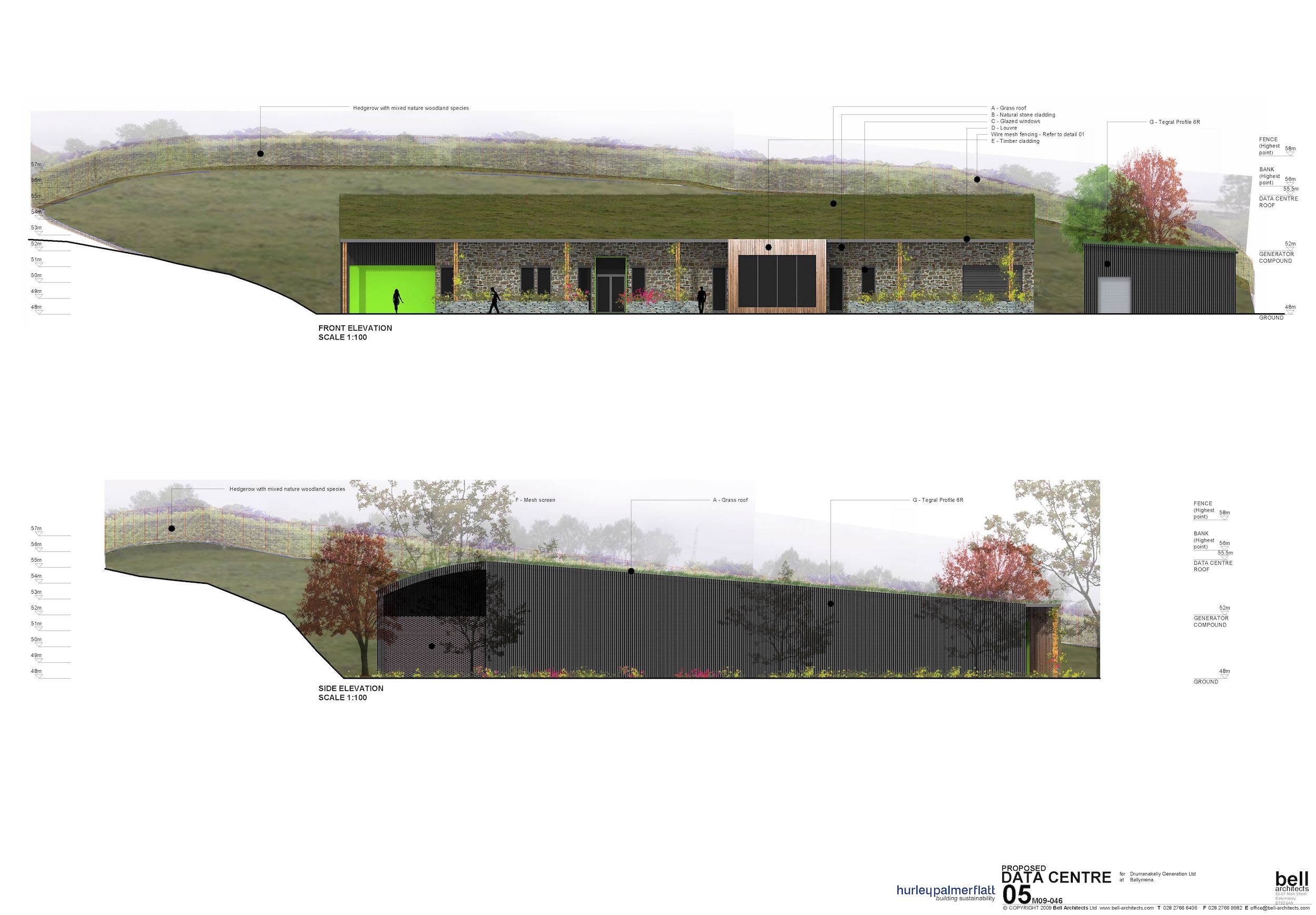 Commercial Architecture Design Northern Ireland